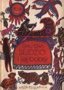 Okładka - Sejdżio i jej bobry