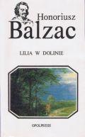 Okładka ksiązki - Lilia w dolinie