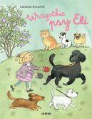 Okładka książki - Wszystkie psy Eli