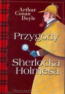 Okładka książki - Przygody Sherlocka Holmesa