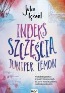 Okładka książki - Indeks szczęścia Juniper Lemon
