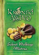 Okładka ksiązki - Kroniki Archeo. Sekret Wielkiego Mistrza