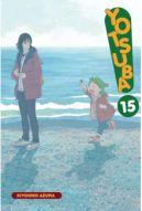 Okładka książki - Yotsuba! #15