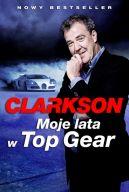 Okładka książki - Moje lata w Top Gear