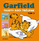 Okładka książki - Garfield. Tłusty koci trójpak, tom 3