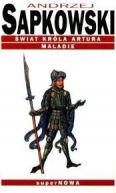 Okładka ksiązki - Świat króla Artura. Maladie