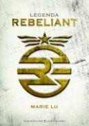 Okładka książki - Legenda. Rebeliant