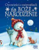 Okładka - Opowieści o zwierzątkach na Boże Narodzenie