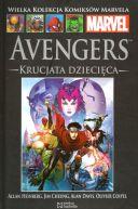 Okładka książki - Avengers. Krucjata dziecięca