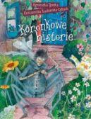 Okładka ksiązki - Koronkowe historie