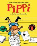 Okładka - Pippi nie chce być duża i inne komiksy