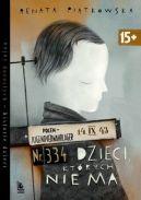 Okładka książki - Dzieci, których nie ma