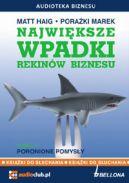 Okładka ksiązki - Porażki marek - cz. 2 Poronione pomysły
