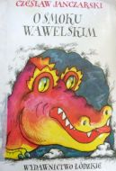 Okładka książki - O smoku wawelskim