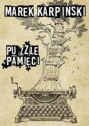 Okładka książki - Puzzle pamięci