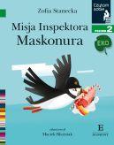 Okładka - Misja inspektora Maskonura. Czytam sobie Eko. Poziom 2