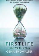 Okładka książki - Firstlife. Pierwsze życie