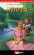 Okładka książki - Hannah. Tom 21. Tajemnice