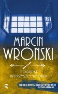Okładka ksiązki - Pogrom w przyszły wtorek. Pocket