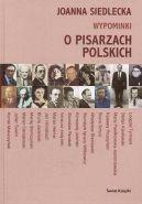 Okładka ksiązki - Wypominki o pisarzach polskich