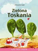 Okładka ksiązki - Zielona Toskania