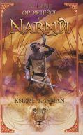 Okładka książki - Książę Kaspian