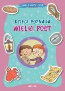 Okładka ksiązki - Dzieci poznają Wielki Post