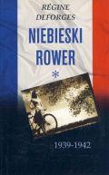 Okładka ksiązki - Niebieski rower 1939-1942