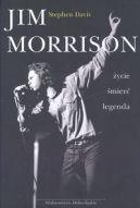 Okładka - Jim Morrison. Życie, śmierć, legenda