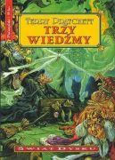 Okładka książki - Trzy wiedźmy
