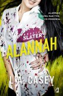 Okładka ksiązki - Alannah