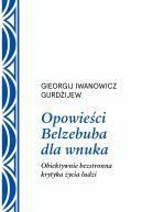 Okładka - Opowieści Belzebuba dla wnuka. Obiektywnie bezstronna krytyka życia ludzi