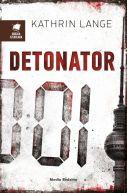 Okładka ksiązki - Detonator