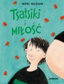 Okładka ksiązki - Tsatsiki i miłość