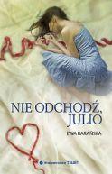 Okładka książki - Nie odchodź, Julio