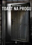 Okładka książki - Toast na progu