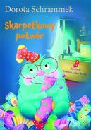 Okładka ksiązki - Skarpetkowy potwór