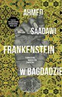 Okładka - Frankenstein w Bagdadzie
