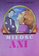 Okładka - Ania z Lechickich Pól. Cz.3 Miłość Ani