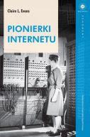 Okładka książki - Pionierki Internetu