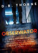 Okładka książki - Obserwator