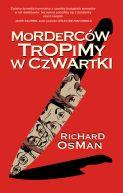 Okładka książki - Morderców tropimy w czwartki