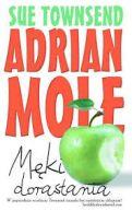 Okładka - Adrian Mole. Męki dorastania