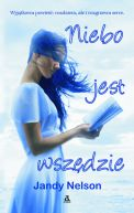 Okładka książki - Niebo jest wszędzie