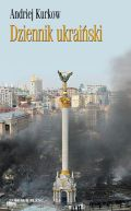 Okładka ksiązki - Dziennik ukraiński