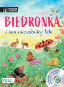 Okładka książki - Biedronka i inni mieszkańcy łąki