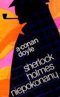 Okładka ksiązki - Sherlock Holmes niepokonany