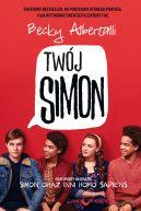 Okładka książki - Simon oraz inni homo sapiens (Twój Simon)