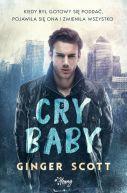 Okładka ksiązki - Cry baby