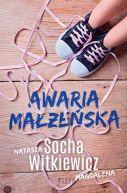 Okładka książki - Awaria małżeńska
